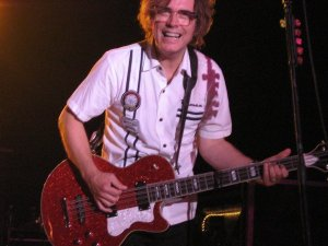 Tom Petersson Playing Jim's Bass