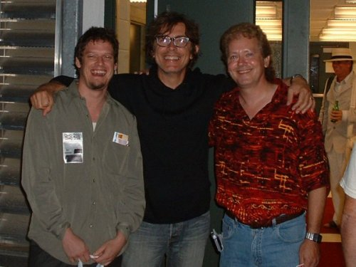 Sean King, Tom Petersson, Jim Morgan