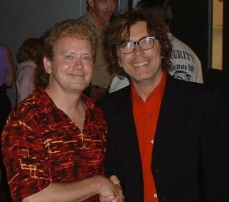Jim meets Tom Petersson